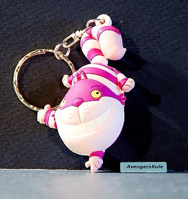 Disney Figural Keyring Series 3 3 Inch Cheshire Cat