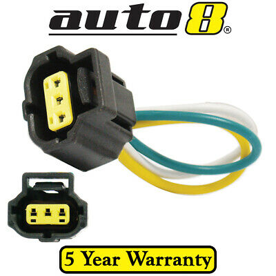 Brand New Alternator Plug / Connector to suit Ford - Mazda - Denso - Motorcraft