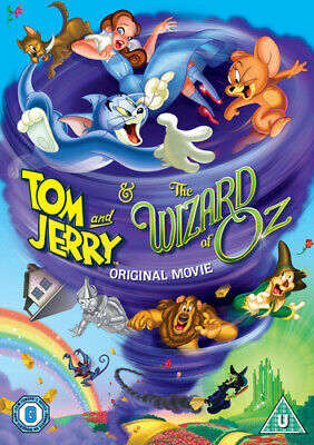 Tom and Jerry: The Wizard of Oz DVD (2011) Tom and Jerry cert U Amazing Value