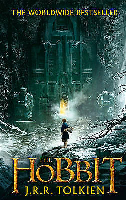 The Hobbit by J. R. R. Tolkien (Paperback) Book New