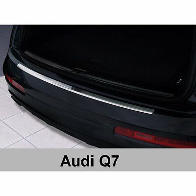 DCP Stainless steel rear bumper protector for Audi Q7  2006
