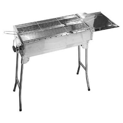 Family Mangal Shashlik and BBQ grill from stainless steel