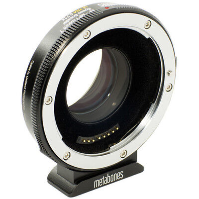 Metabones T Speed Booster Ultra 0.71x Canon EF-Mount Lens to Micro Four Thirds
