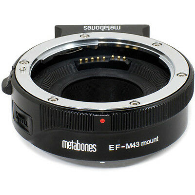Metabones T Smart Adapter Canon EF / EF-S Mount Lens to Select Micro Four Thirds