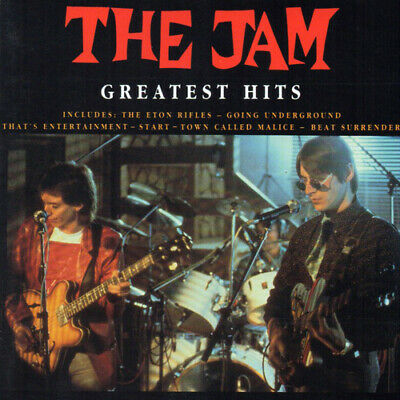 The Jam : Greatest Hits CD Import (1993) Highly Rated eBay Seller Great Prices