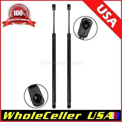 Pair Set SG326010 Front Hood Lift Supports Shocks Struts Arms For Honda Accord