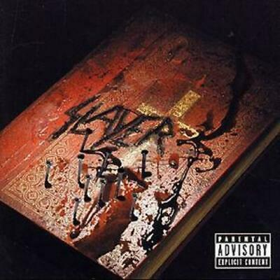 Slayer : God Hates Us All CD Collector's  Album (2002) FREE Shipping, Save £s