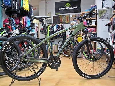 Mountain Bike BIANCHI KUMA 29.2 2016 (Army green G2)