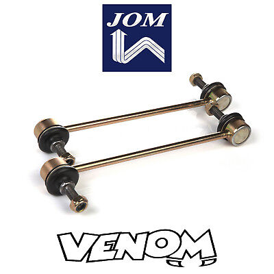 Jom Short/Shortened Front Drop Links for Lowered Cars (240mm) (M10x1.5) 740356