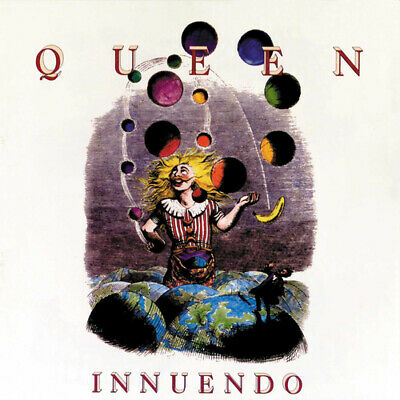 Queen : Innuendo CD Deluxe  Remastered Album 2 discs (2011) ***NEW***
