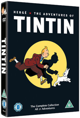 The Adventures of Tintin: Complete Collection DVD (2011) Stéphane Bernasconi