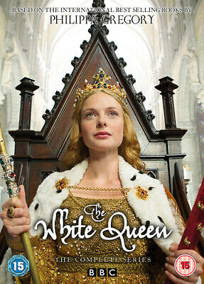 The White Queen: The Complete Series DVD (2013) Rebecca Ferguson ***NEW***