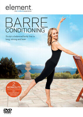 Element: Barre Conditioning DVD (2014) ***NEW***