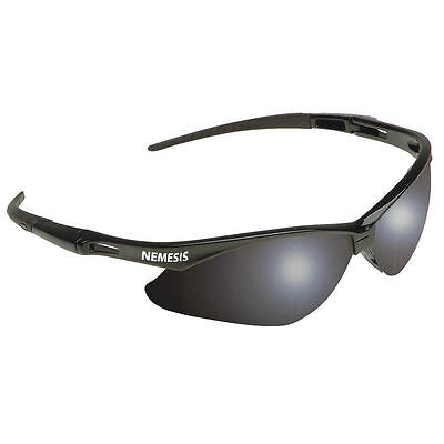 JACKSON NEMESIS 3020121 Anti-Fog Black Safety Glasses Smoke Lens 22475