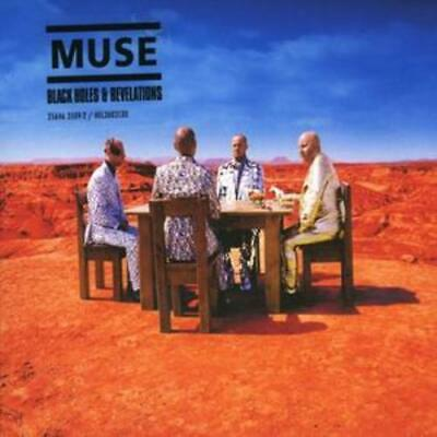 Muse : Black Holes and Revelations [digipak] CD (2006)