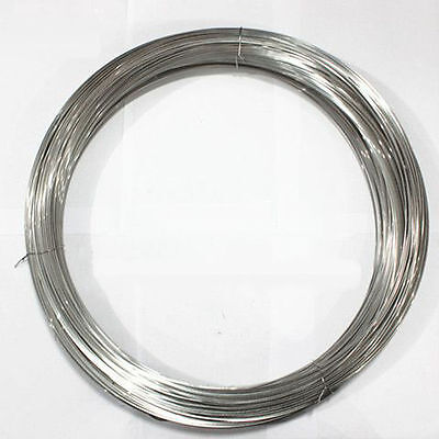 T304 Stainless Steel Wire Diameter 0.08mm 0.1mm 0.2mm 0.25mm to 3mm