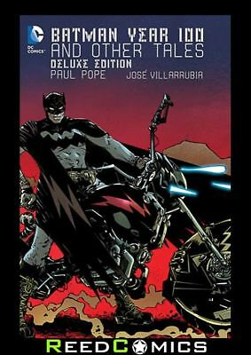 BATMAN YEAR 100 DELUXE EDITION HARDCOVER New Hardback Collects 4 Part Series