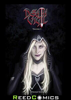 DEATH VIGIL VOLUME 1 GRAPHIC NOVEL New Paperback Collects Issues #1-8