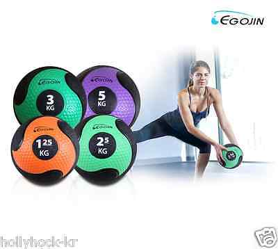 Home Fitness Exercise Cross Fit Ball Weightened Medicine Ball 2.5LB 5LB