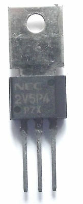 2V5P4   NEC Thyristor SCR 400V 45A 3-Pin TO-202AA