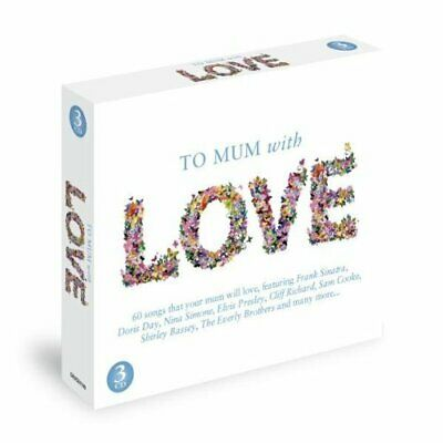 Various : To Mum With Love CD
