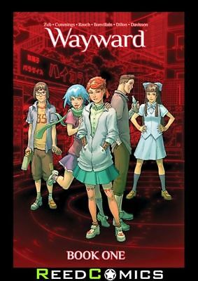 WAYWARD BOOK 1 DELUXE EDITION HARDCOVER New Harback Collects Issues #1-10