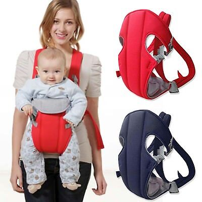 Durable Infant Baby Carrier Backpack Mom Front Back Carrying Sling Seat Bag Wrap