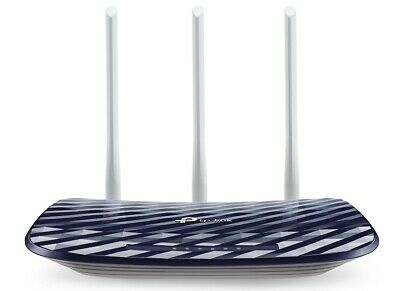 TP-Link Archer C20 750Mbps Dual Band Wireless Router AC WIFI AC750