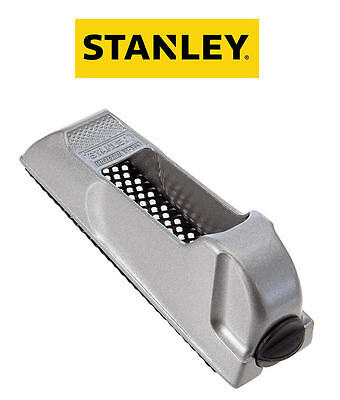 "STANLEY 6"" 150mm Metal Body Surform Pocket Block Wood Hand Rasp/Plane 521399"