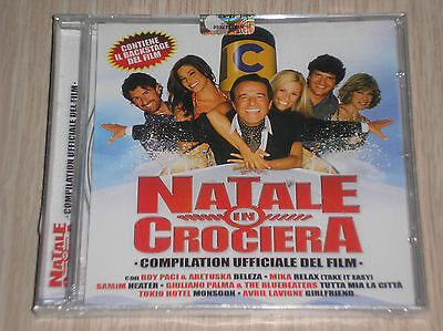 Natale In Crociera (Roy Paci, Mika, Avril Lavigne) - Cd Sigillato (Sealed)