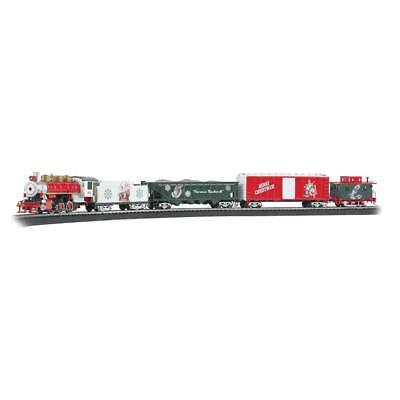 NEW Bachmann A Norman Rockwell Christmas Set HO 00741