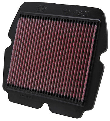 HA-1801 K&N Replacement Air Filter HONDA GL1800 GOLD WING 01-14 (KN Powersports