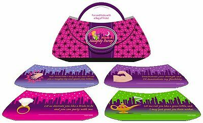 bride to be naughty pursey dare fun bachelorette party game 9 95