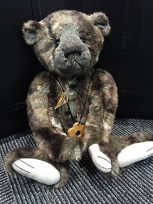Charlie Bear - Percival *Brand New* Collectable Fully Jointed Teddy Bear