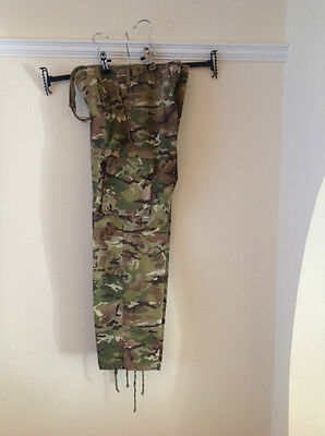 Childs MTP Ripstop Camo Trousers Ages 3/4 to 12/13