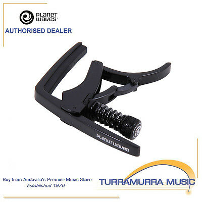 D'Addario Planet Waves NS Tri-Action Guitar Capo Daddario