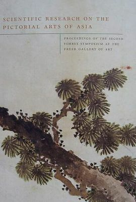 Book : Scientific Research Pictorial Arts Of Asia