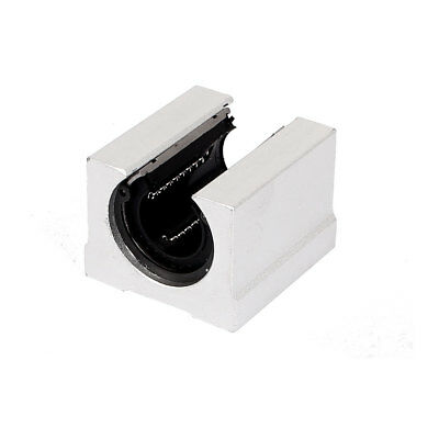 SBR20UU 20mm CNC Linear Ball Bearing Support Unit Pillow Block Rail Guide Shaft