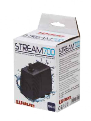 POMPA PER ACQUARIO WAVE STREAM 700 - 710  LT./H ad immersione