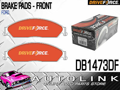 Brake Pads Front Suit Ford Territory Awd & Rwd 5/2004 - Now ( Db1473Df )