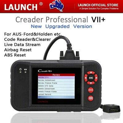 Autel AL419 OBD2 CAN Diagnostic Scan Tool Code Reader For Holden Ford Toyota etc