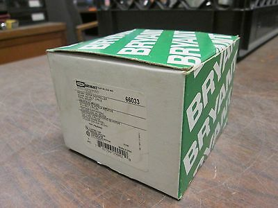 Bryant Rotary Motor Controller 66033 30A 600V 3P New Surplus