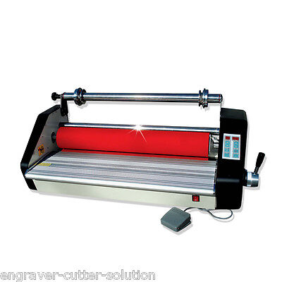 "26"" Small Single Side Home Business Card Laminating Machine Hot Laminator"