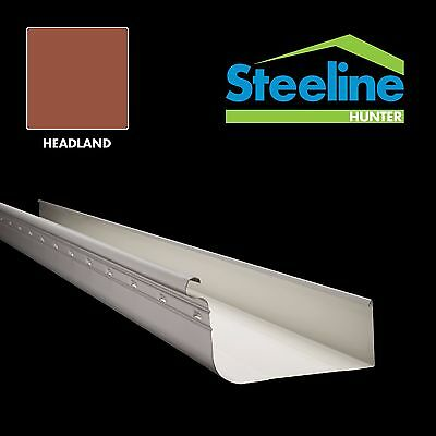 Discount Colorbond Quad Gutter in 'Headland' - By the Metre - ST07