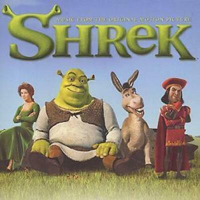Various Artists : Shrek: Music from the Original Motion Picture CD (2002)