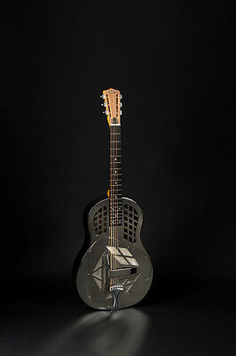 RESONATOR GITARRE CONTINENTAL CS-1 Tricone  2.Wahl UVP 2016: 1870:-€ + Koffer