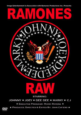 Ramones: Raw DVD (2004) The Ramones cert E Incredible Value and Free Shipping!
