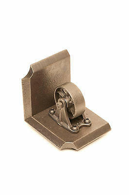 Industrial Caster Bookend #2