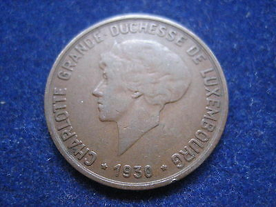 "Mds Luxemburg 10 Centimes 1930 ""charlotte"""