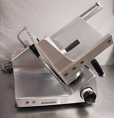 "Bizerba GSP ~ Meat Deli Cheese Slicer ~ 13"" Blade"